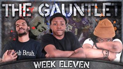 Our Week 11 Madden Beef Ninja Gauntlet! - Stream Replay