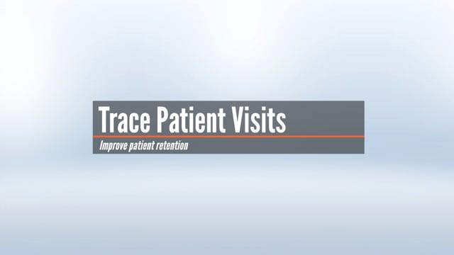 Trace Patient Visits