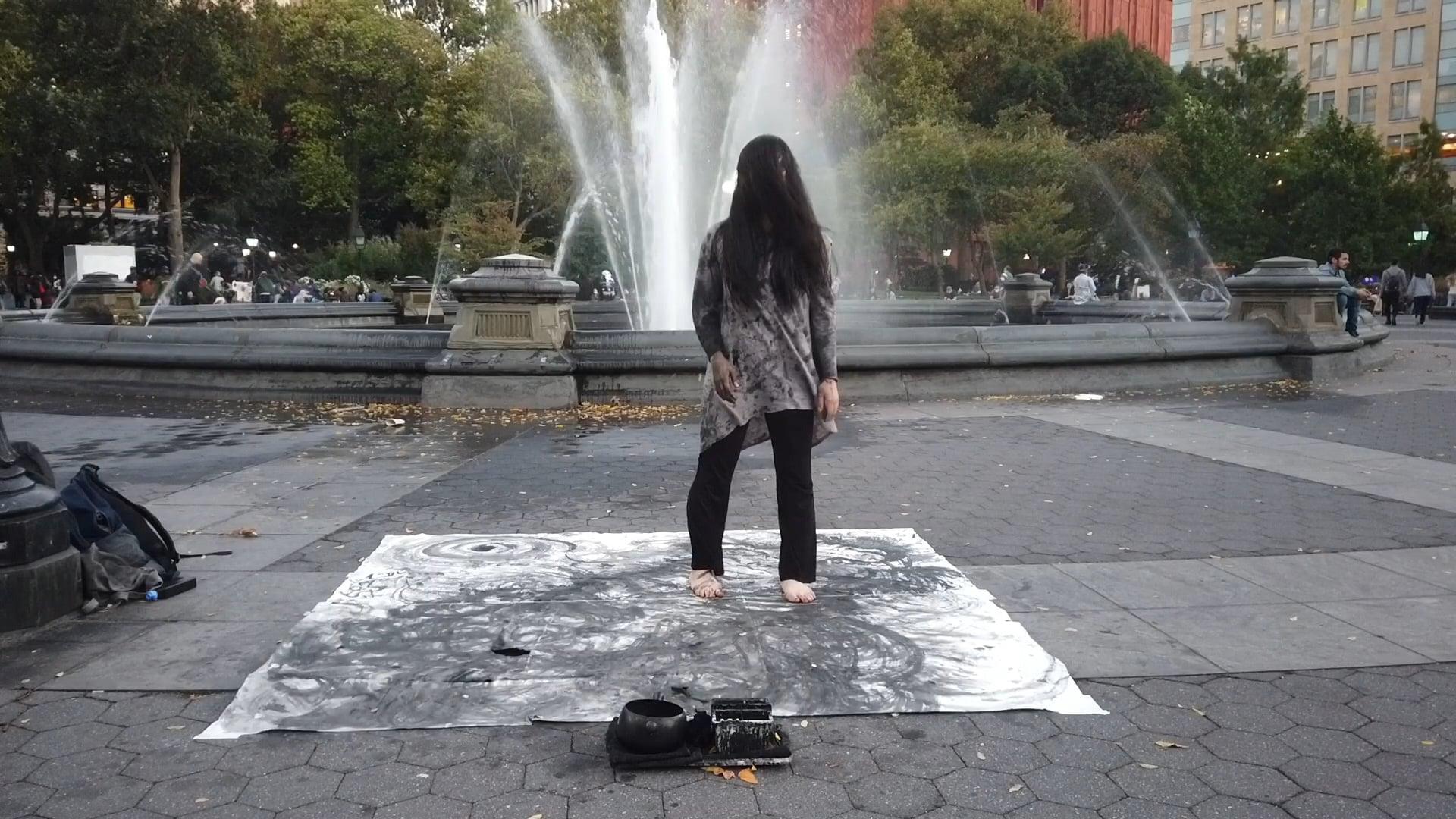 Live Performance at Washington Square Park 10/7/2020
