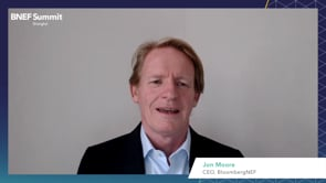 """Watch """"<h3>BNEF Talk: A Momentous Year by Jon Moore, CEO, BloombergNEF</h3>"""""""