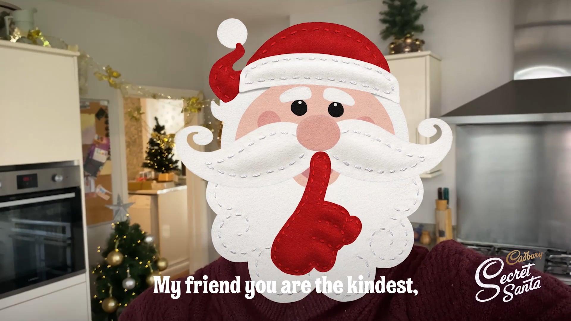 CADBURY Secret Santa   Social