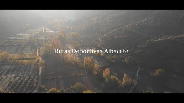 Rutas Deportivas Albacete. Diputación de Albacete