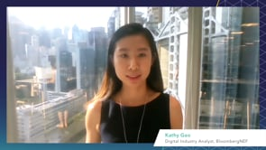 """Watch """"<h3>BNEF Talk: Where Asia Leads in Digital Strategy by Kathy Gao, Digital Industry Analyst, BloombergNEF</h3>"""""""