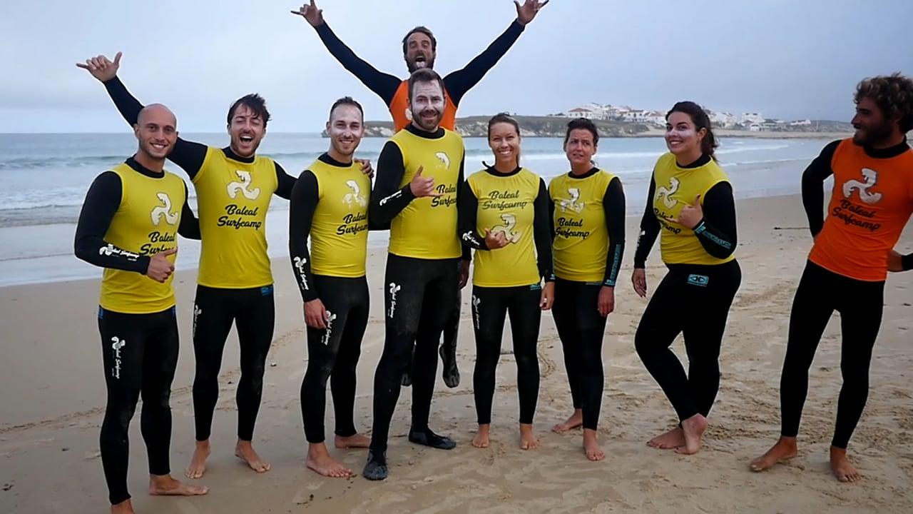Baleal Surfcamp 2020 weekly