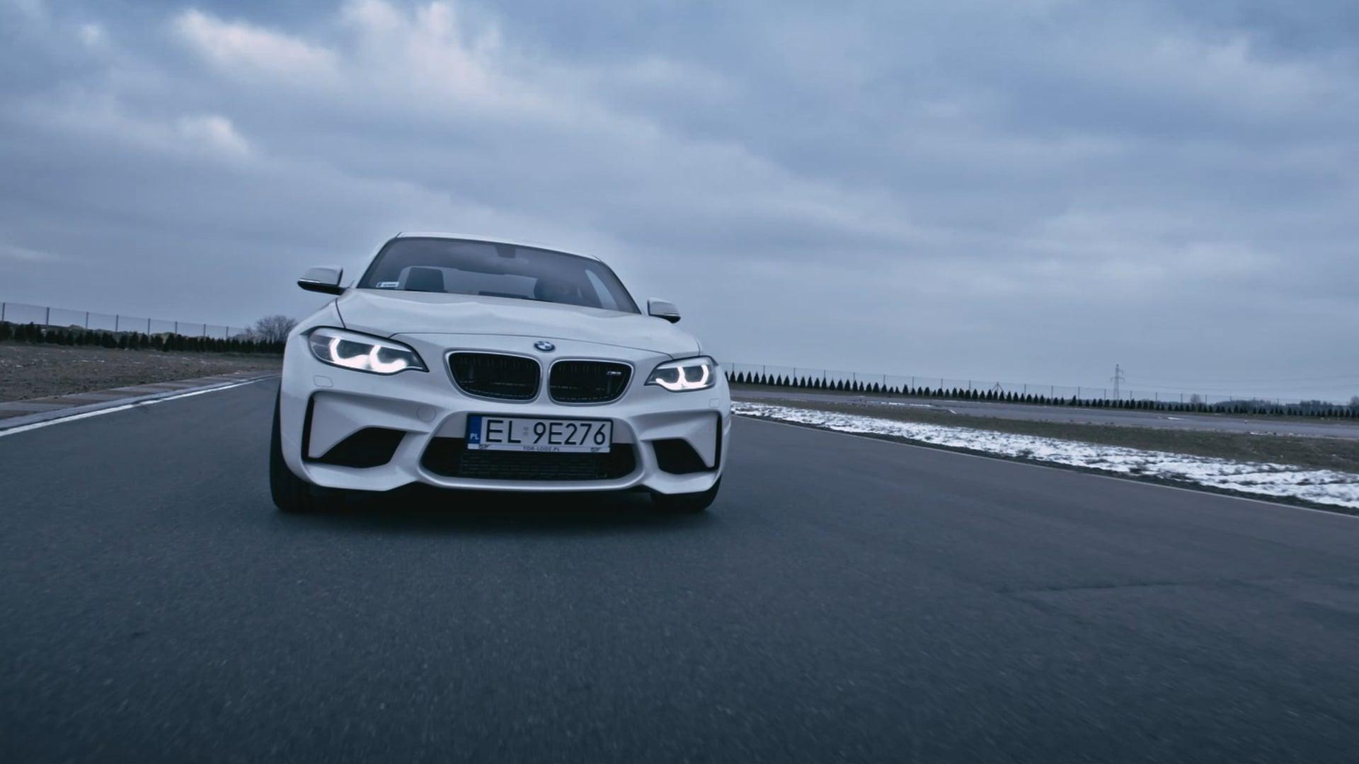 Tor Łódź • BMW M2