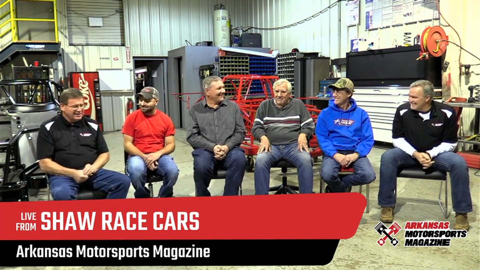 TUESDAY NIGHT TUNE UP - S1:E8 - South Side Arkansas at Shaw Race Cars