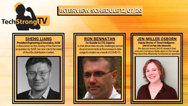 TechStrong TV - December 7, 2020