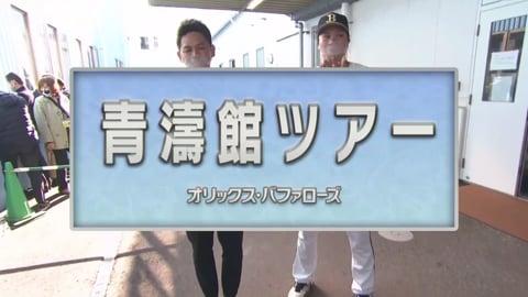 【バファローズ Fan-Festa Online2020】バファローズ・伏見による青濤館ツアー!! 2020/12/5