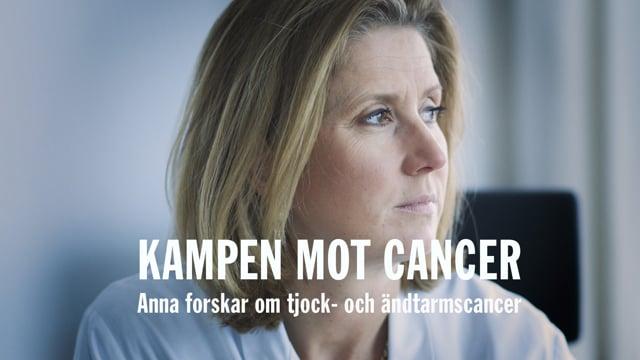 Informationsfilm cancerforskare