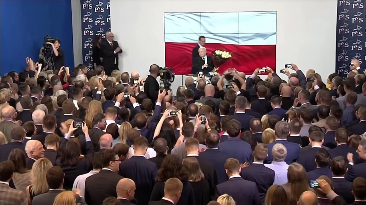 CGTN in Poland 2019 - Elections Aftermath: A New Balance of Power