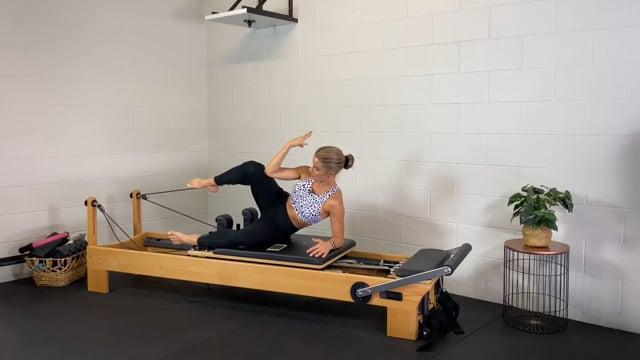 40min full body reformer workout