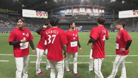 【ファイターズ・ファンフェスティバル2020】サッカー対決 前半戦!! 2020/12/6