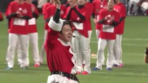 【ファイターズ・ファンフェスティバル2020】クリスマスリレー対決!! 2020/12/6