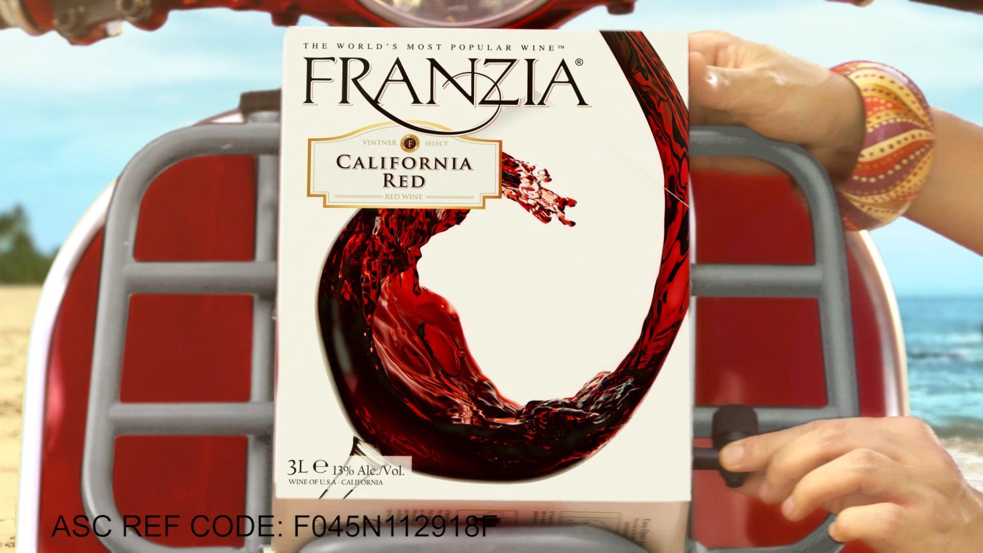Franzia - California Red