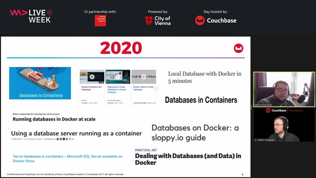 Databases on Kubernetes: Why you should care