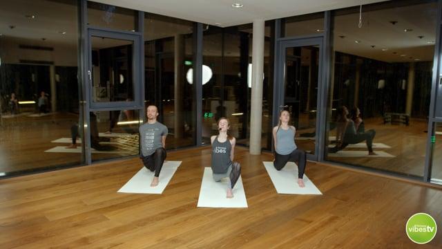 Yoga #17 After Work