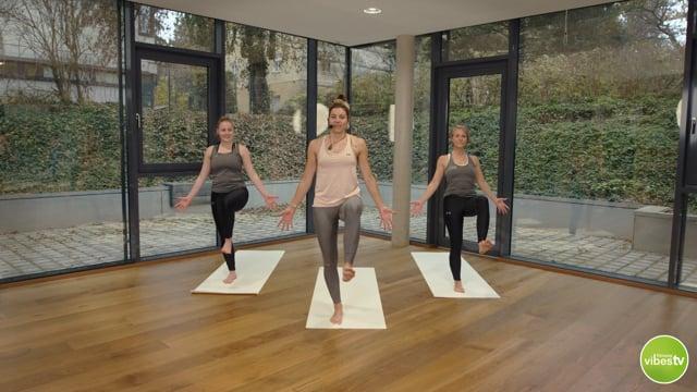 Yoga #15 Stretching