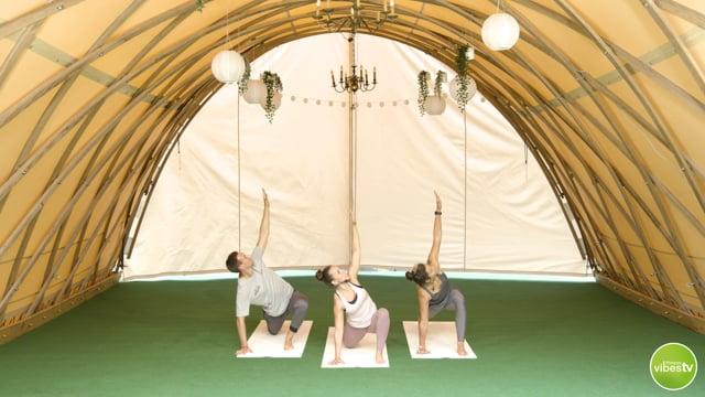 Yoga #10 Recreation