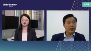 """Watch """"<h3>Huinan Gu, Chief Executive Officer, GAC Aion New Energy interviewed by Siyi Mi, Electrified Transport Analyst, BloombergNEF</h3>"""""""