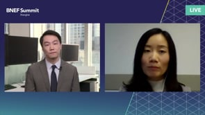 """Watch """"<h3>Xun Gong, Manager, Lenovo Product Standard & Environmental Engineering interviewed by Jonathan Luan, China Analyst, BloombergNEF</h3>"""""""