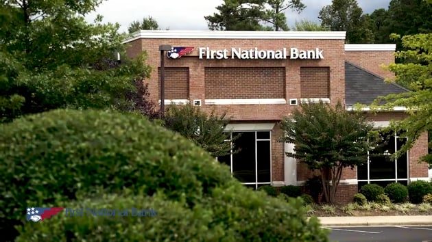 First National Bank Small Business Finance