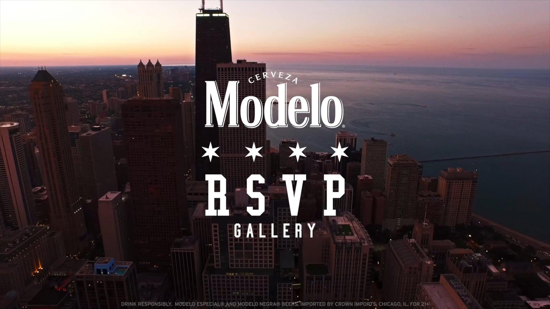 Modelo x RSVP Gallery