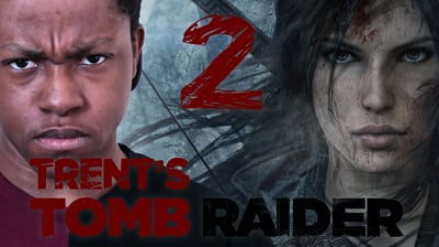 Trent's Tomb Raider Walkthrough Ep.2