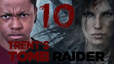 Trent's Tomb Raider Walkthrough Ep.10