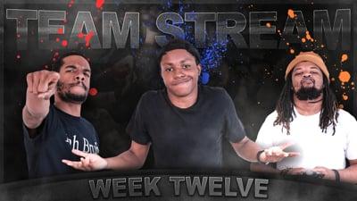 The Madden Beef: Week 11 Team Stream - Stream Replay