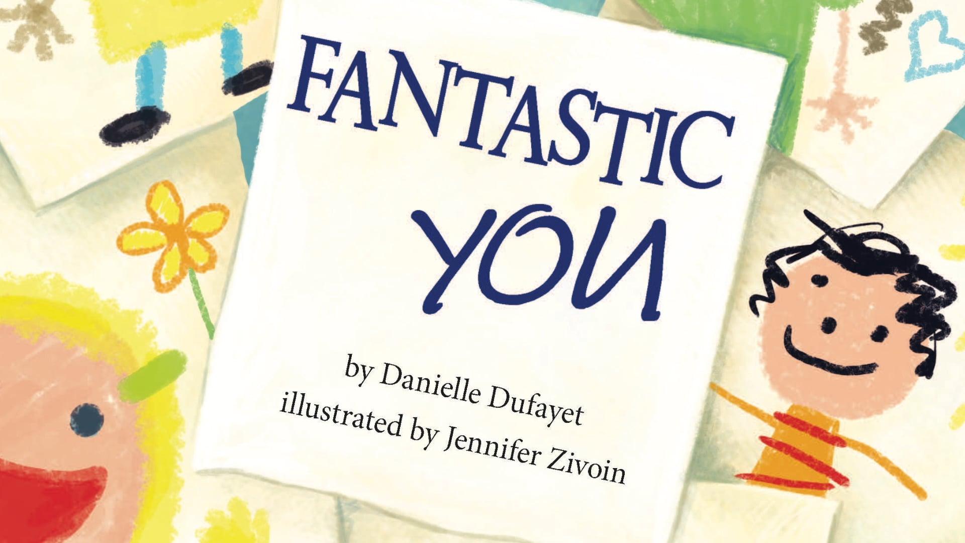 Fantastic You Book Read
