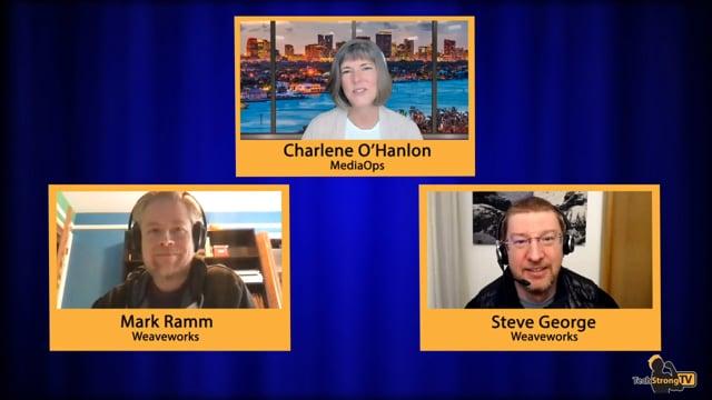 Steve George + Mark Ramm-TechStrong TV