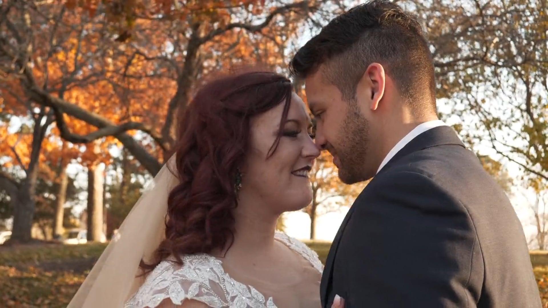 Matt & Kelli Kirmse Wedding Film 2020
