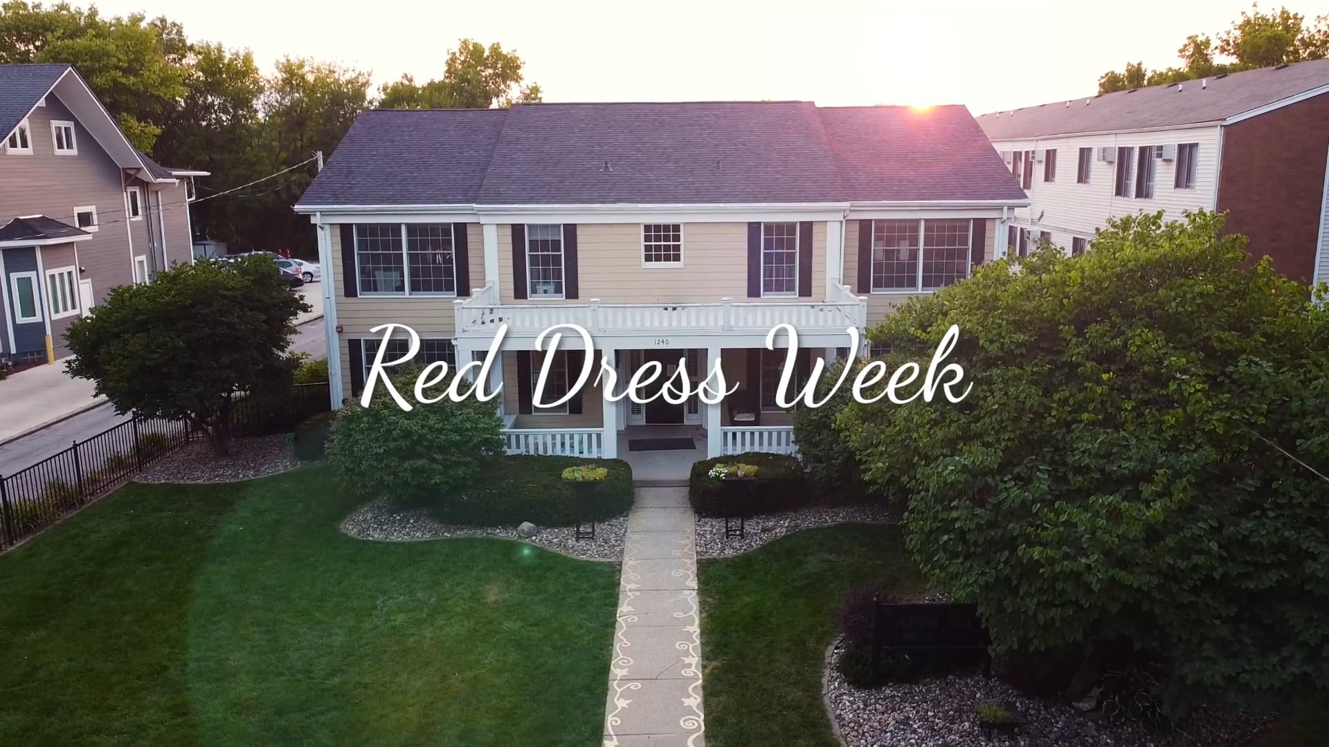 Red Dress Week 2020