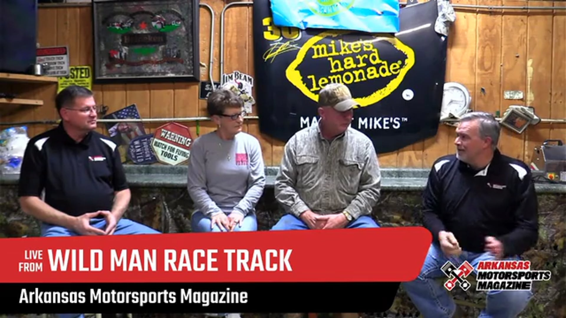 TUESDAY NIGHT TUNE UP - S1:E9 - Wild Man Race Track in Pine. Bluff Arkansas