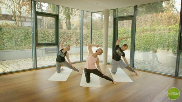 Pilates #15 Stabilisation