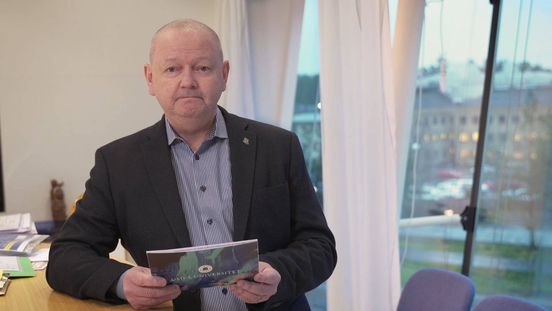 Film: Vice-Chancellor on the Nobel Prize