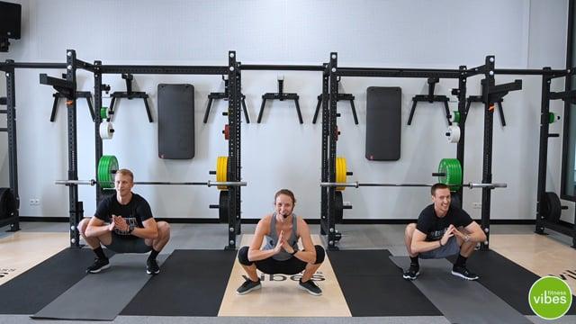 Strength #1 Bodyweight