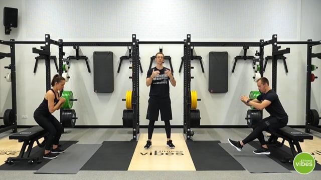 Omega #4 Bodyweight