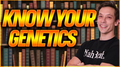 Your Genetics Play a Part - Extra Energy Ep.7