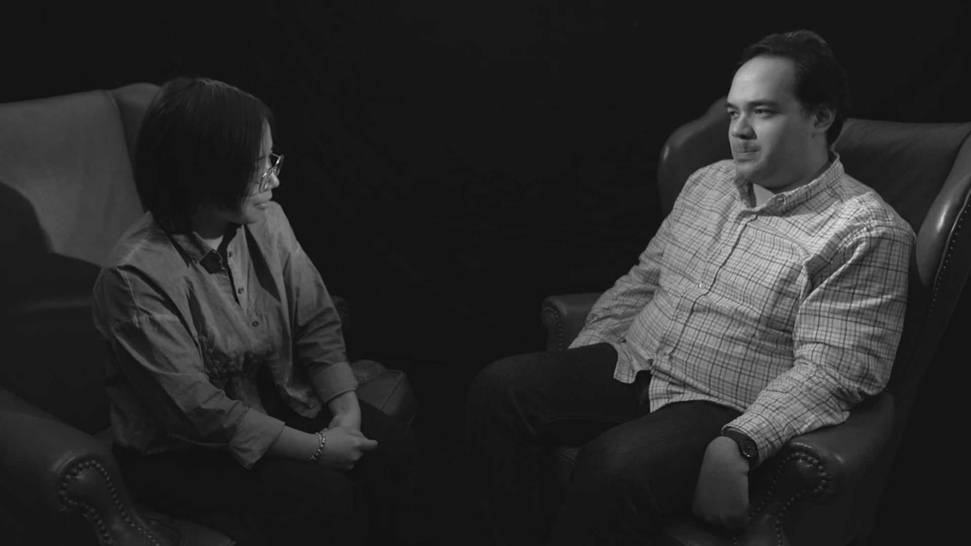 An Interview of Three People