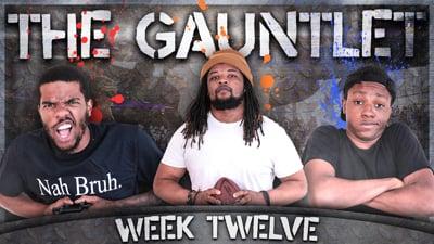 The Madden Beef: Week 12 Gauntlet! - Stream Replay
