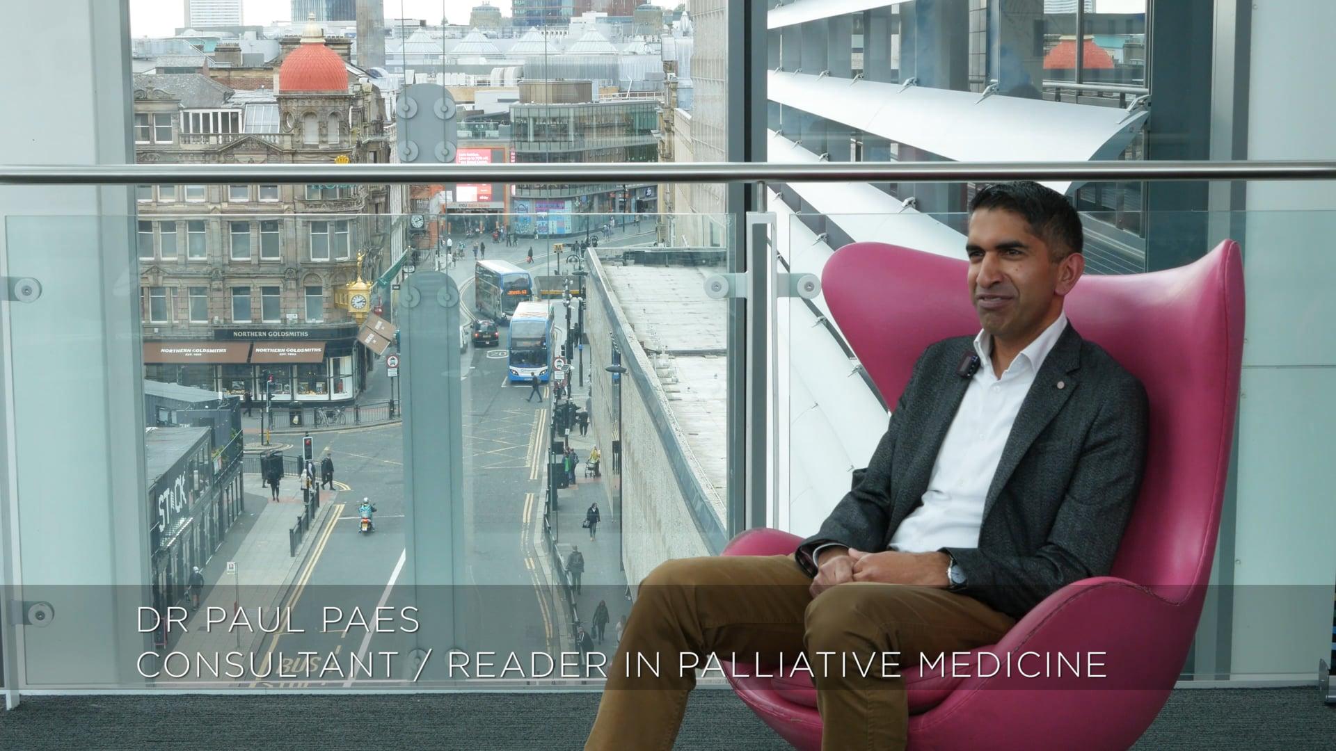 Dr Paul Paes talks about a memorable patient