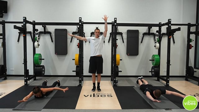 Metabolic #3 Bodyweight