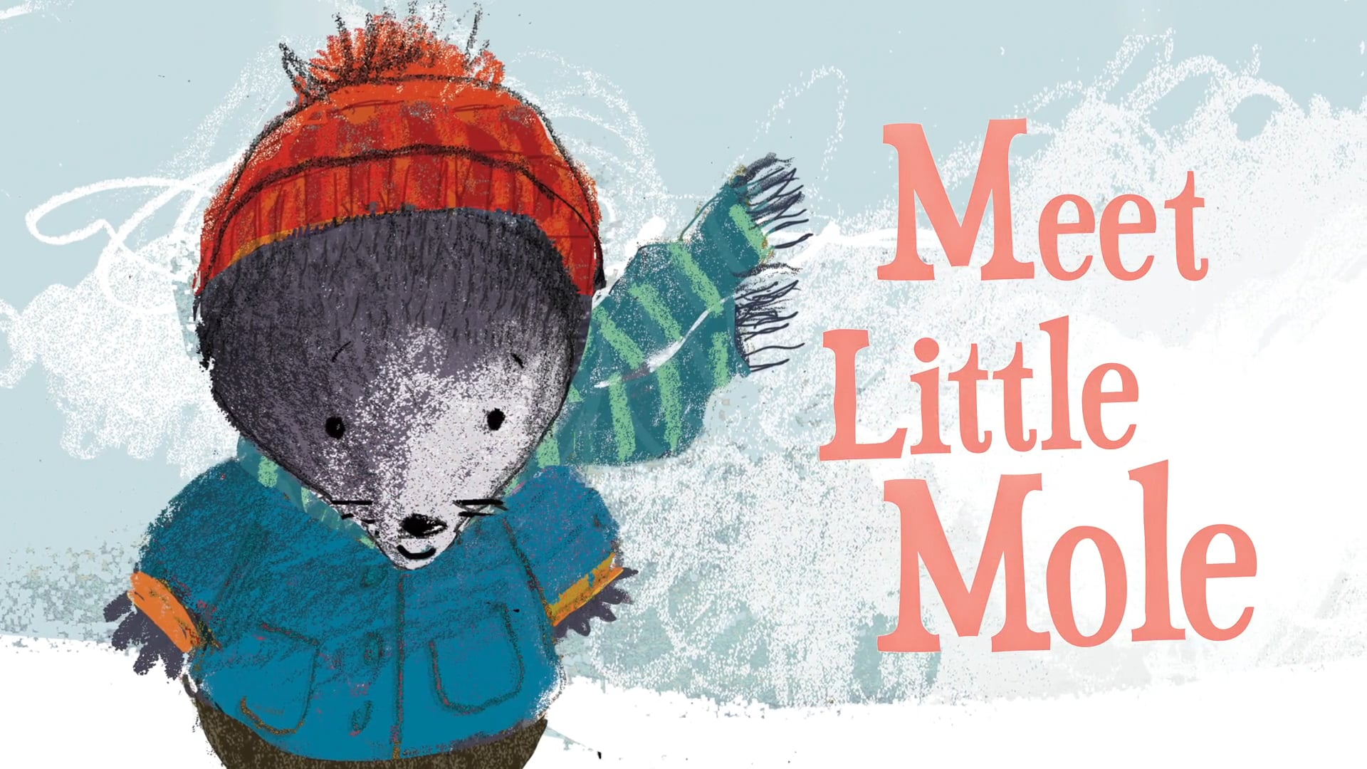 Little Mole Finds Hope Book Trailer