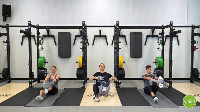 Metabolic #6 Bodyweight