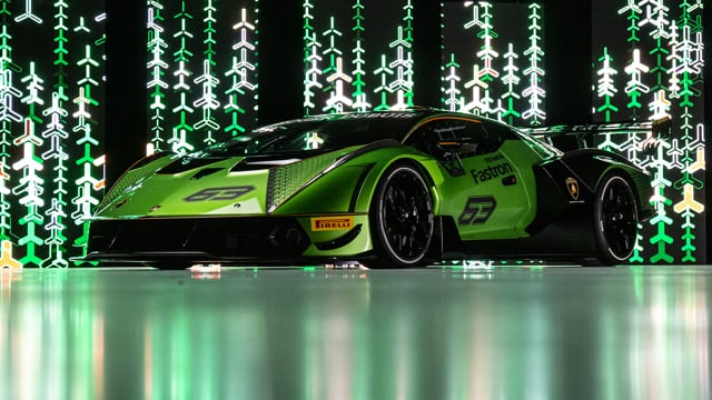 Hypercar mapping Lamborghini SCV12