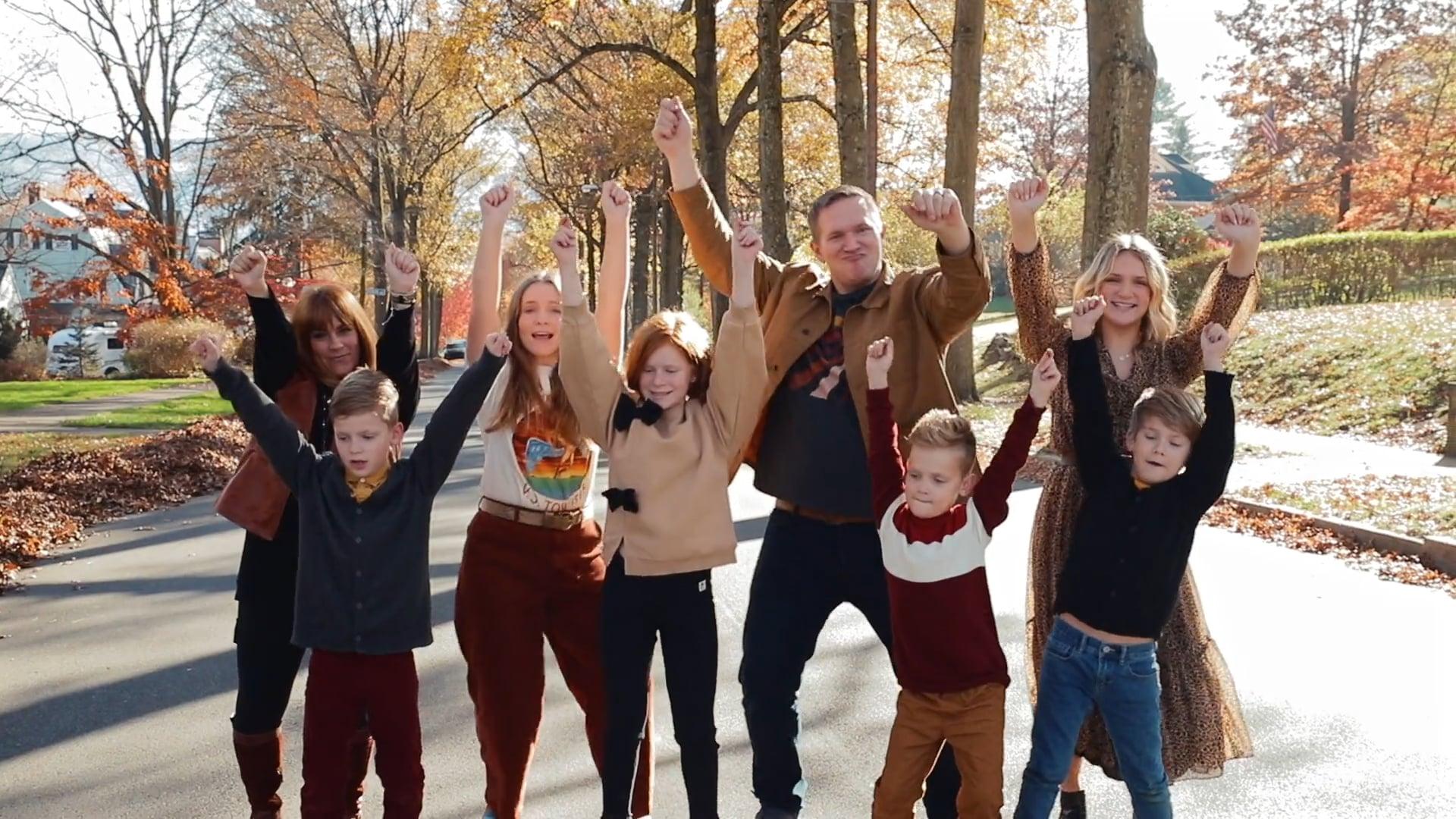 Broaddus Family Music Video: Sunday Best