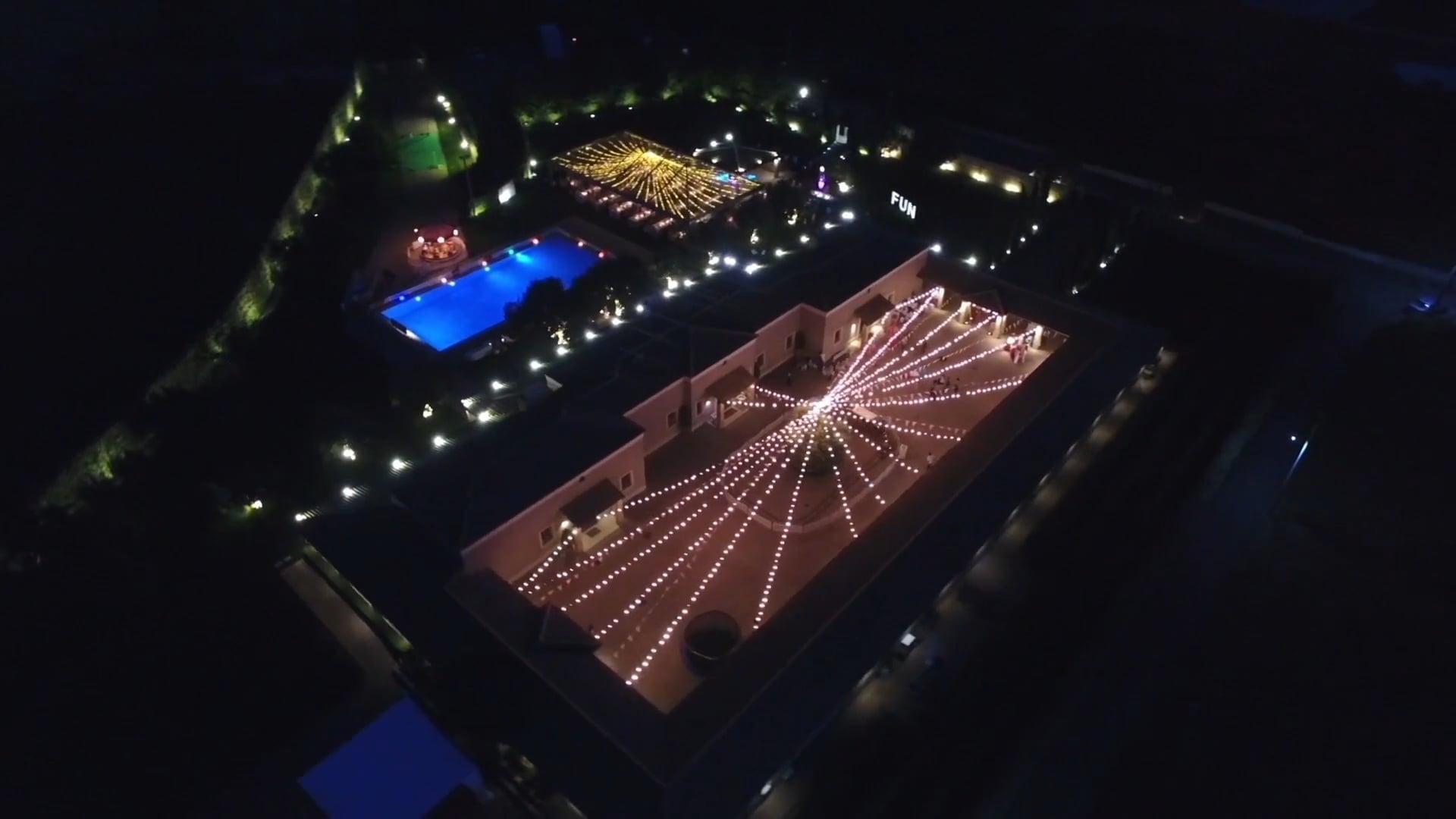Circus theme baptism & wedding party @ Casa e Campo