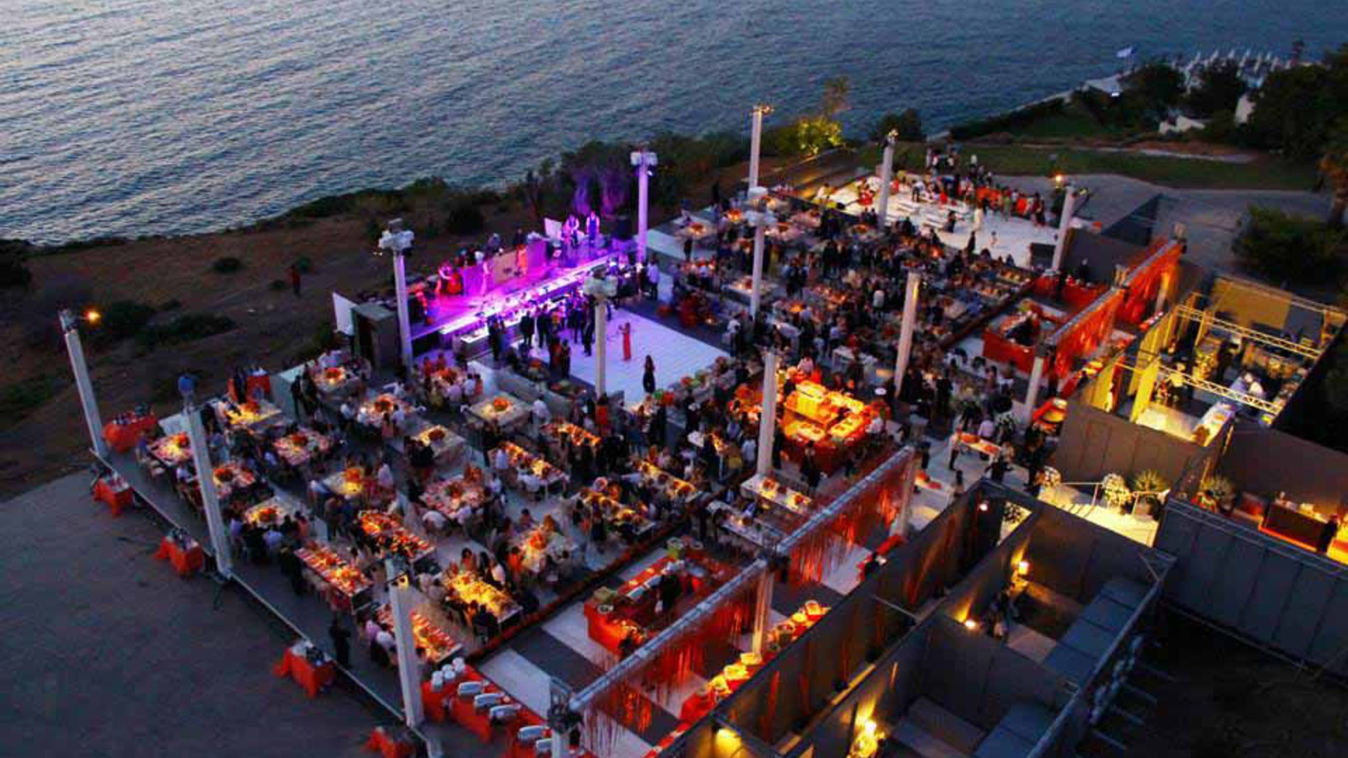 Summer weddind party  @ Four Seasons Astir Palace Hotel