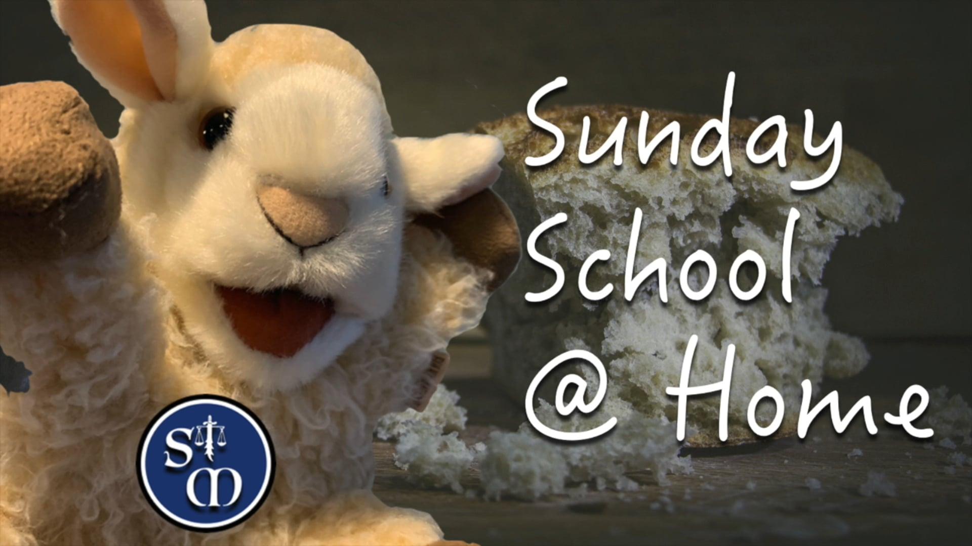 Sunday School @ Home Part 8